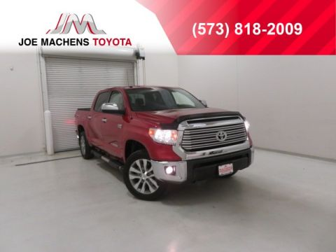 Pre-Owned 2017 Toyota Tundra Limited 4WD 4D CrewMax
