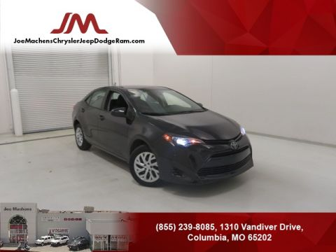 Pre-Owned 2018 Toyota Corolla LE FWD 4D Sedan