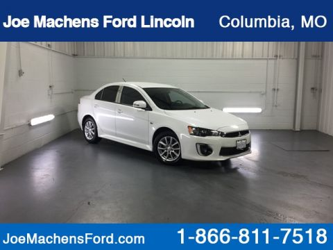 Pre-Owned 2016 Mitsubishi Lancer ES FWD 4D Sedan