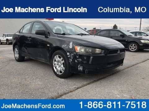 Pre-Owned 2009 Mitsubishi Lancer DE FWD 4D Sedan