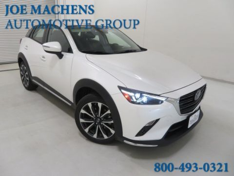 New 2019 Mazda CX-3 Grand Touring AWD 4D Sport Utility