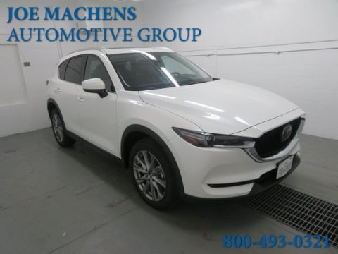 New 2019 Mazda CX-5 Grand Touring AWD 4D Sport Utility