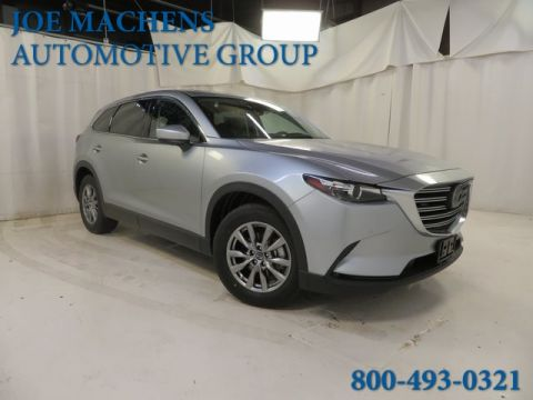 New 2018 Mazda CX-9 Touring AWD 4D Sport Utility