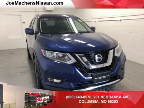 Pre-Owned 2018 Nissan Rogue SL AWD 4D Sport Utility