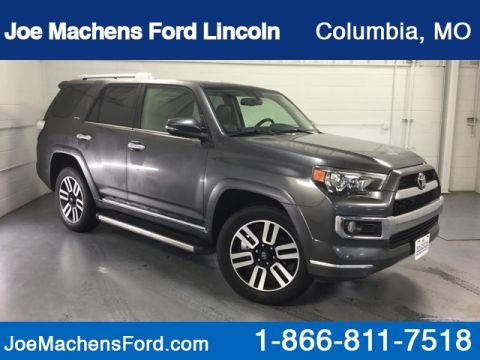Pre-Owned 2016 Toyota 4Runner Limited 4WD 4D Sport Utility