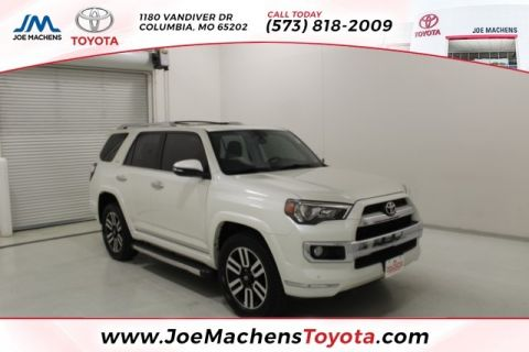 Pre-Owned 2014 Toyota 4Runner Limited 4WD 4D Sport Utility