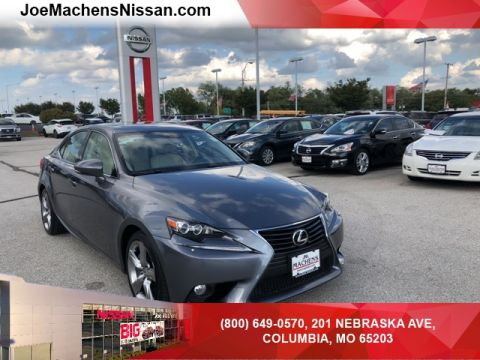 Pre-Owned 2014 Lexus IS 350 AWD 4D Sedan