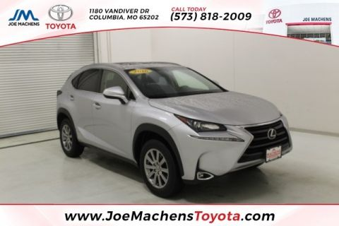 Pre-Owned 2016 Lexus NX 200t AWD 4D Sport Utility