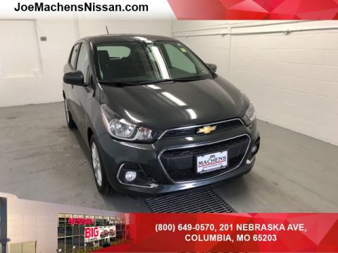 Pre-Owned 2017 Chevrolet Spark 1LT FWD 4D Hatchback