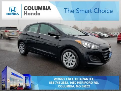 Pre-Owned 2017 Hyundai Elantra GT Base FWD 4D Hatchback
