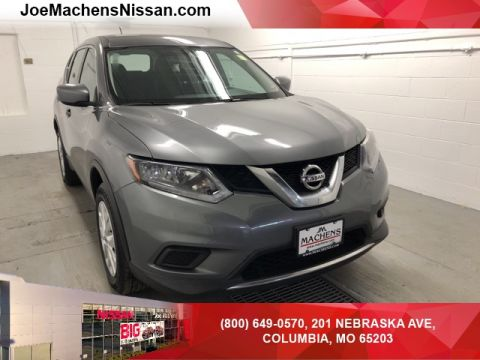 Pre-Owned 2016 Nissan Rogue S AWD 4D Sport Utility