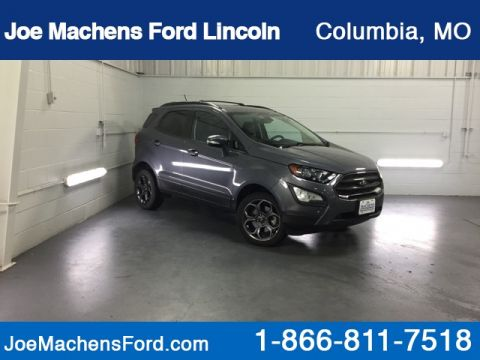 Pre-Owned 2018 Ford EcoSport SES 4WD 4D Sport Utility