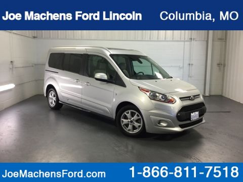 Pre-Owned 2016 Ford Transit Connect Titanium FWD 4D Wagon
