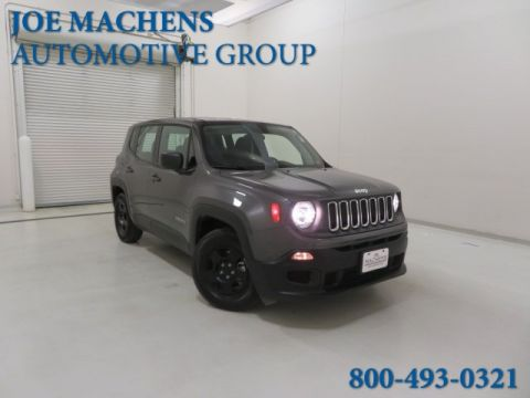 Pre-Owned 2018 Jeep Renegade Sport FWD 4D Sport Utility