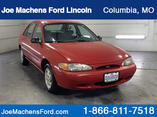 Pre-Owned 1998 Ford Escort LX
