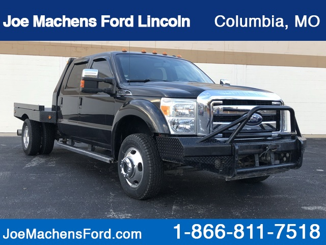 Pre-Owned 2011 Ford F-450SD Lariat