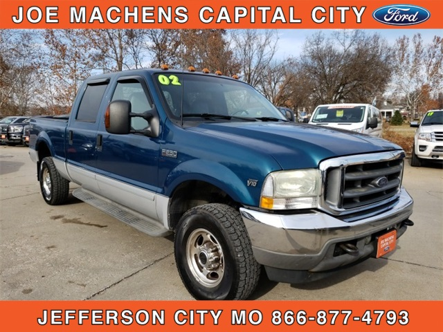 Pre-Owned 2002 Ford F-250SD Lariat