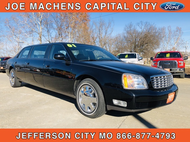 Pre-Owned 2001 Cadillac DeVille Professional Series