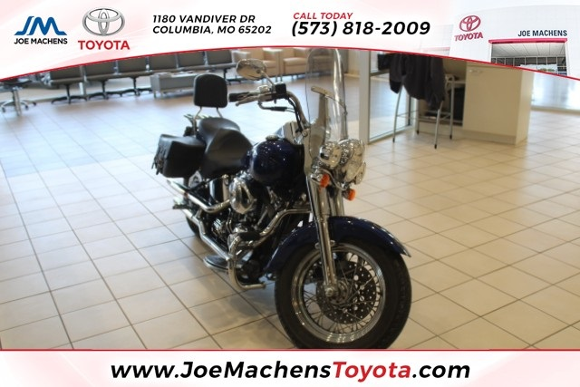 Pre-Owned 2005 Harley-Davidson Fat Boy Soft Tail