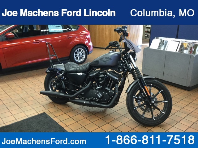 Pre-Owned 2016 Harley-Davidson 883 Iron Sportster