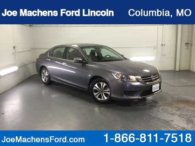 Pre-Owned 2013 Honda Accord LX
