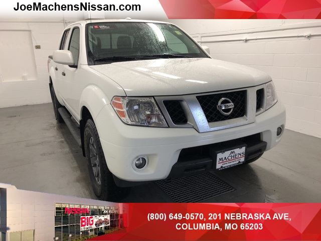 Pre-Owned 2018 Nissan Frontier PRO