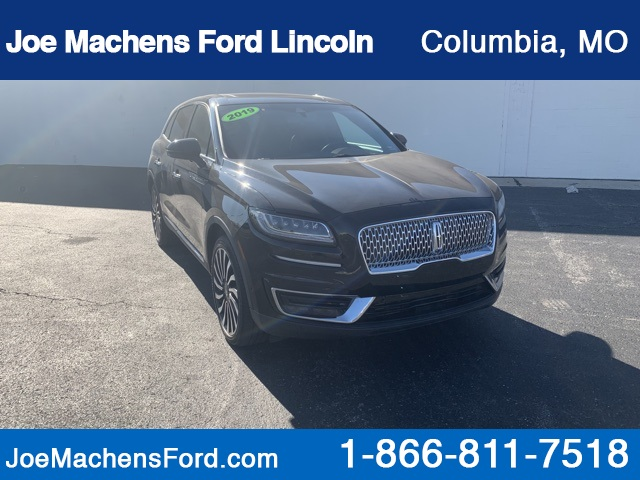 Pre-Owned 2019 Lincoln Nautilus Black Label