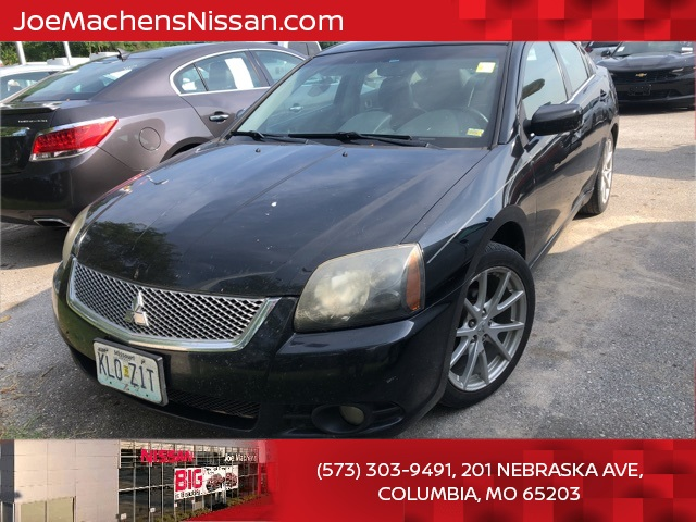 Pre-Owned 2011 Mitsubishi Galant ES