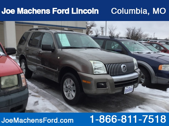 Pre-Owned 2006 Mercury Mountaineer Convenience