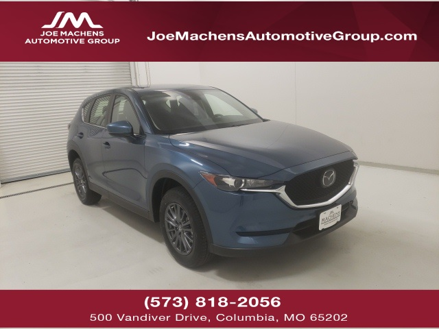 Car Dealerships In Columbia Mo >> New 2019 Mazda Cx 5 Sport Awd 4d Sport Utility