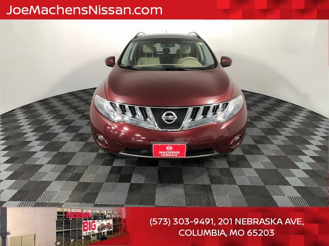Pre-Owned 2010 Nissan Murano LE