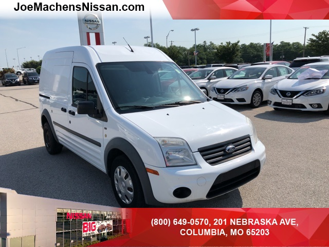 Pre Owned 2013 Ford Transit Connect Xlt 4d Cargo Van In Columbia