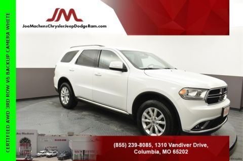 2019 Dodge Durango SXT Plus