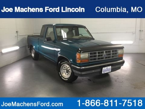 Pre-Owned 1992 Ford Ranger Custom