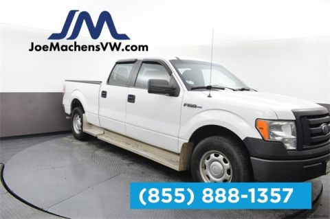 Pre-Owned 2010 Ford F-150 XL
