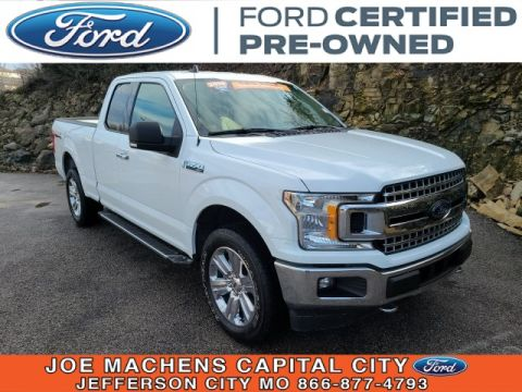 Pre-Owned 2019 Ford F-150 XLT