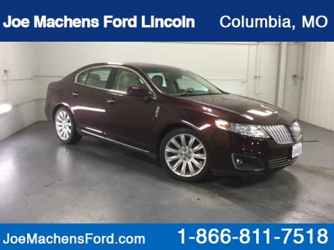 Pre-Owned 2011 Lincoln MKS EcoBoost