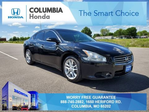 Pre-Owned 2011 Nissan Maxima 3.5 SV