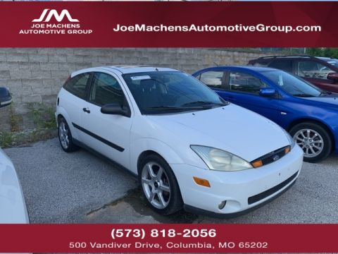 Pre-Owned 2002 Ford Focus ZX3