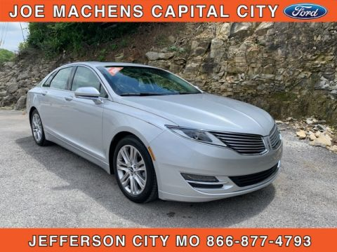 Pre-Owned 2016 Lincoln MKZ Reserve