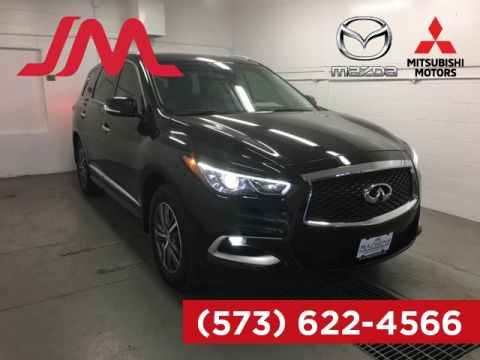 Pre-Owned 2016 INFINITI QX60 LUXURY