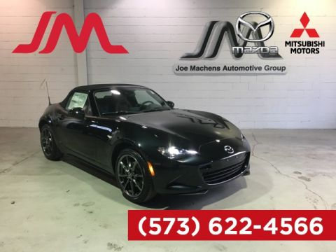 New 2019 Mazda Miata Grand Touring