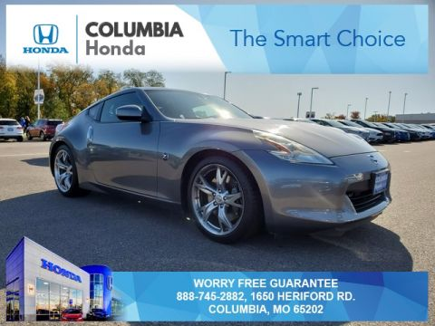 Pre-Owned 2011 Nissan 370Z Touring