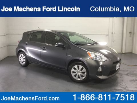 Pre-Owned 2012 Toyota Prius c One