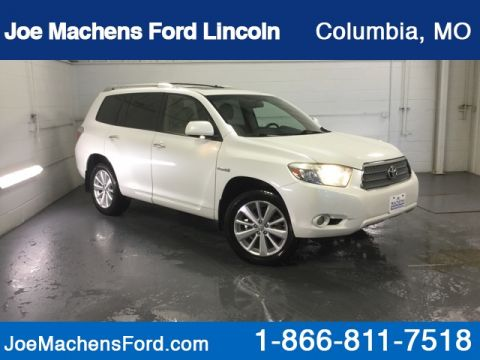 Pre-Owned 2008 Toyota Highlander Hybrid Hybrid Limited