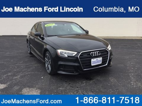 Pre-Owned 2017 Audi A3 1.8T Premium Plus